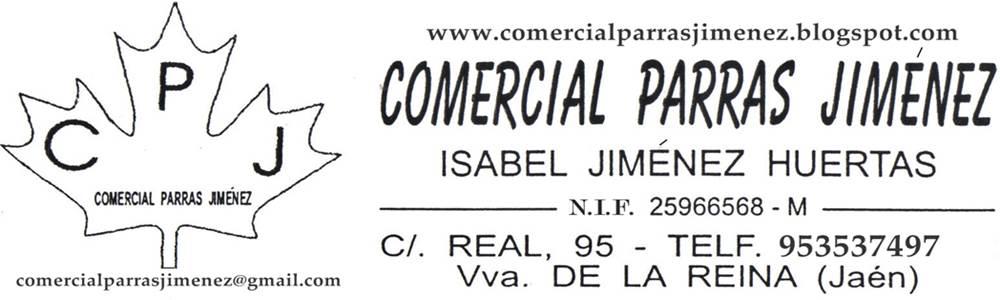 Comercial Parras Jiménez