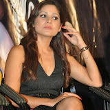 Prabhjeeth Kaur Hot Photo Gallery in Short Dress at Intelligent Idiot Movie Logo Launch 29