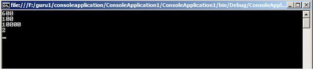 C#.NET TUTORIALS
