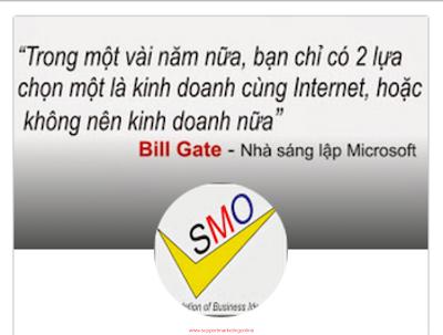 Giao diện Page Google+ của SMO