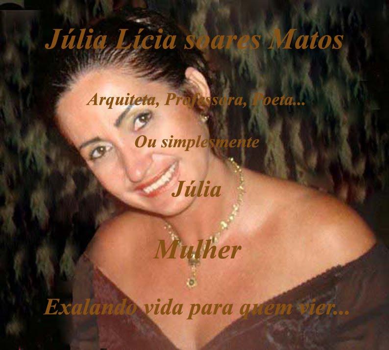 AMOR E POESIA - Júlia Lícia