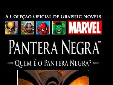Lançamentos de janeiro Coleção Oficial de Graphic Novels Marvel (Salvat / Panini)