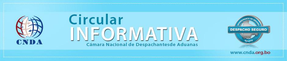 Carta Informativa CNDA