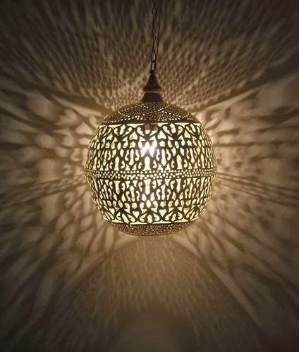 how to create warm maroccan decor