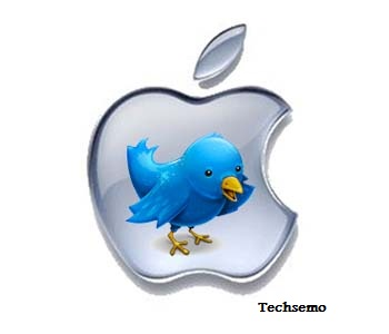 Apple eyes stake in Twitter, Currently not in discussions