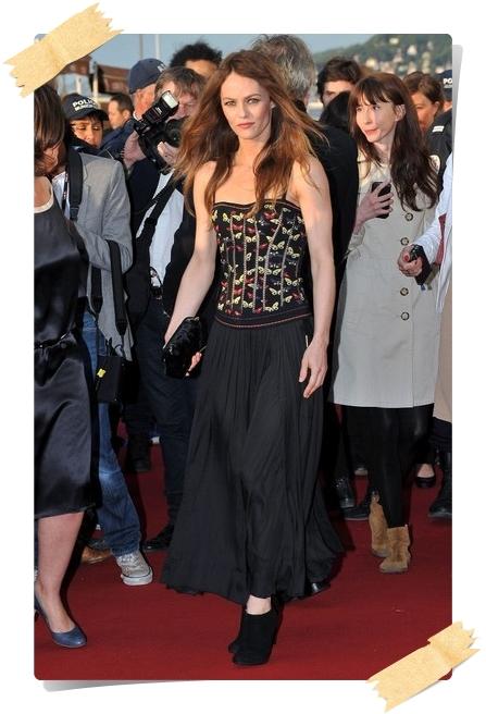Vanessa Paradis Photos from the Swann Awards - Pics 5