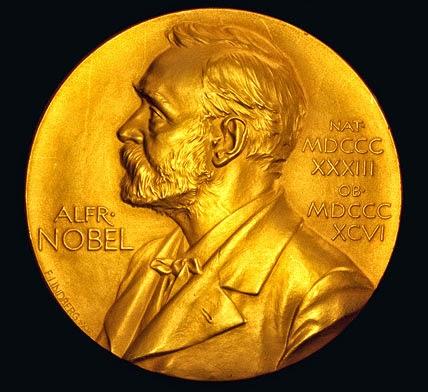 Nobel Prize Winners 2014-Nobel Prize Medal