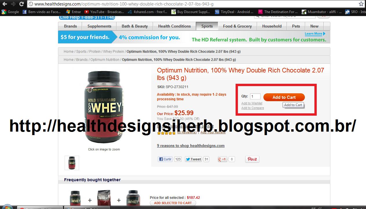 Discount coupons healthdesigns