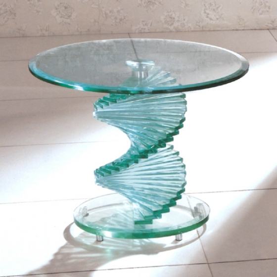 glass bedside table : all glass end tables swirlLamp from luxury-house-furniture.blogspot.com size 560 x 560 jpeg 181kB