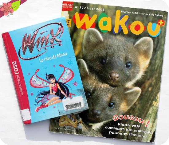 """""""Le rêve de Musa"""" Winx Club & Wakou"""