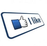 Facebook Like Fan Page Button