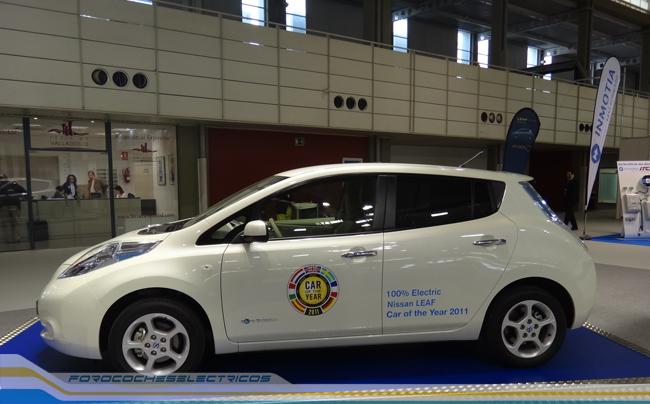 Nissan pone en marcha un programa de pr stamo gratuito de coches a los propietarios del leaf - Oficinas europcar barcelona ...
