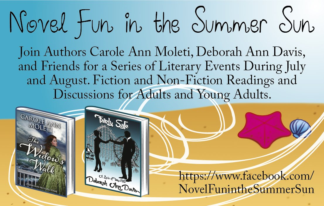 Novel Fun in the Summer Sun Tour