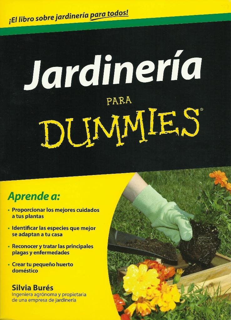Libro jardiner a para dummies jardiner a y paisajismo for Libros de jardineria