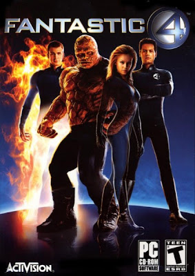 Fantastic 4-RELOADED Full Free Download PC Games-www.agamespc.com
