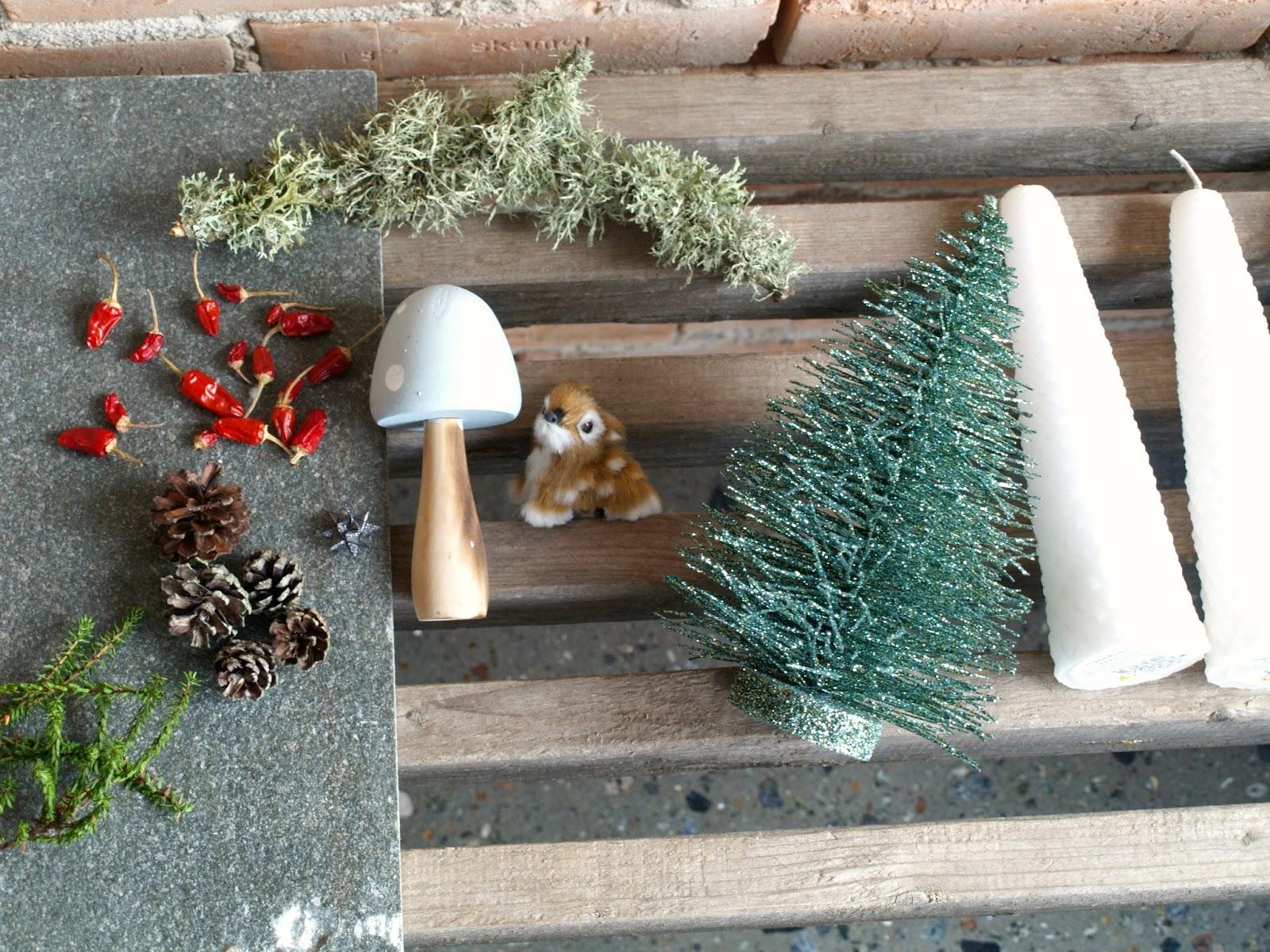 MTOTFLS: DIY: Adventsdekoration