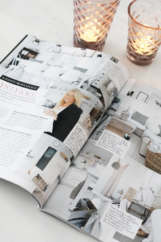 Kjerstislykke, news, magazine