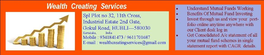 Wealth Creating Services