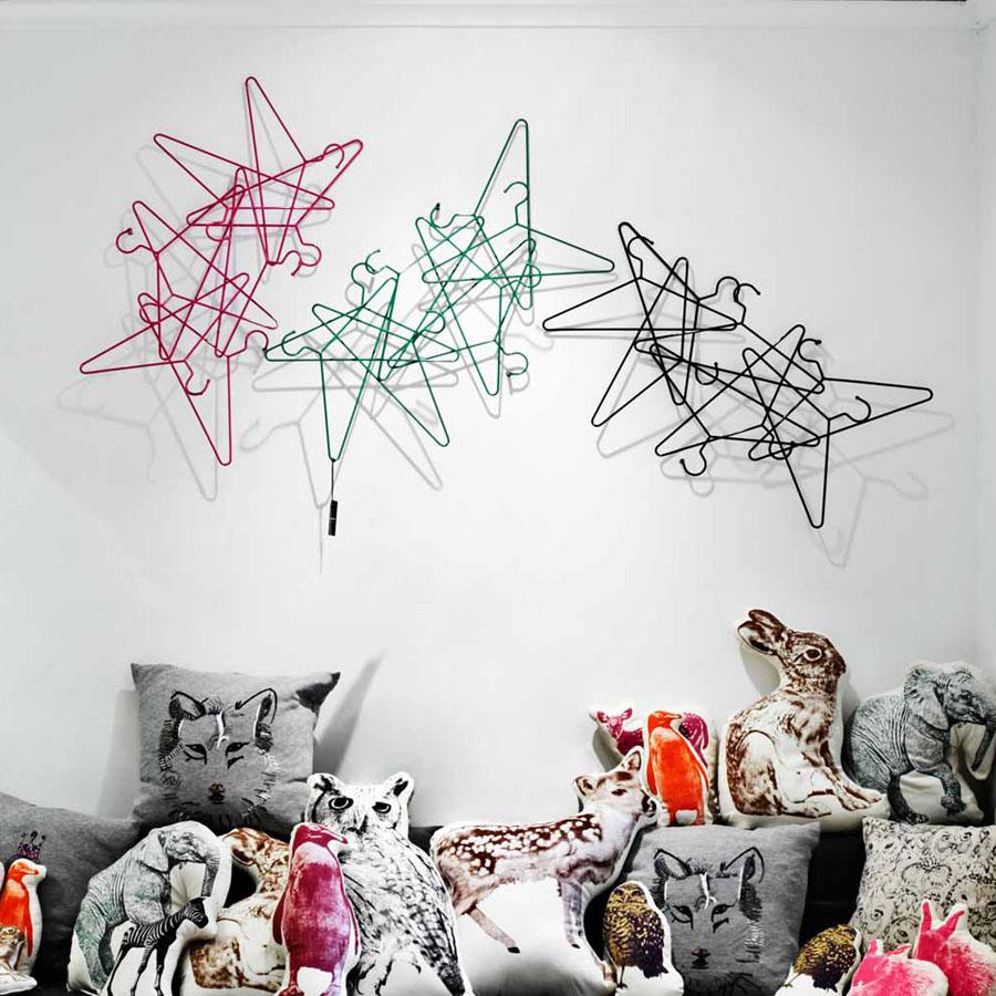 funky hang on jade barnes richardson coat rack by normann. Black Bedroom Furniture Sets. Home Design Ideas