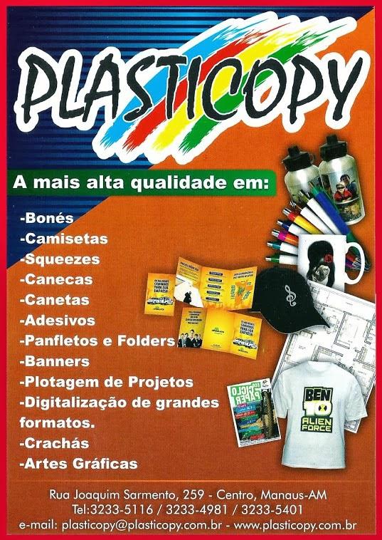 APOIO CULTURAL: PLASTCOPY