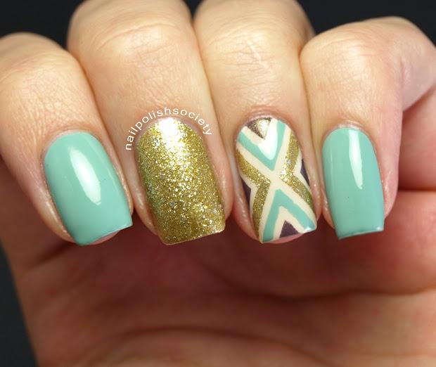 nail polish society luxe birthday