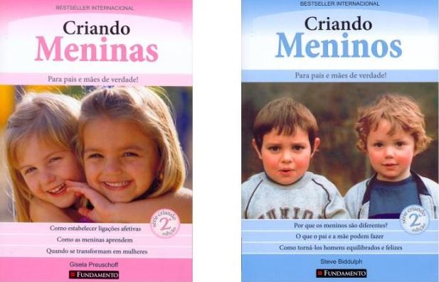 MÃEnual de Instruções: Dica de Literatura: Criando Meninas