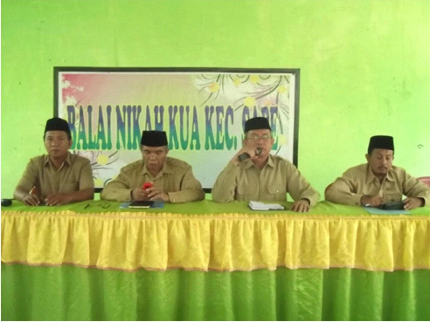 Kemenag Kabupaten Bima Adakan Sosialisasi Manasik Haji