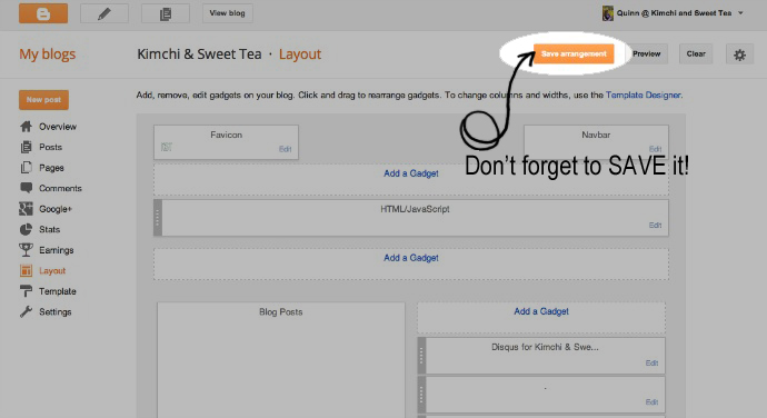 How to Fix your Search Box on Blogger