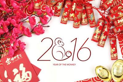 2016 годината на огнената маймуна