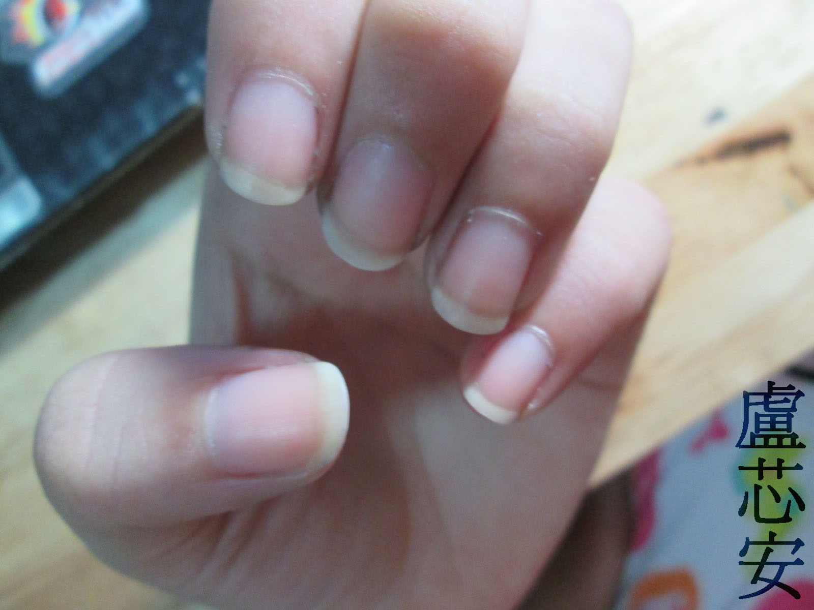 Nail Polish Discolored Nails - Creative Touch
