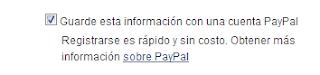 No crear cuenta Paypal