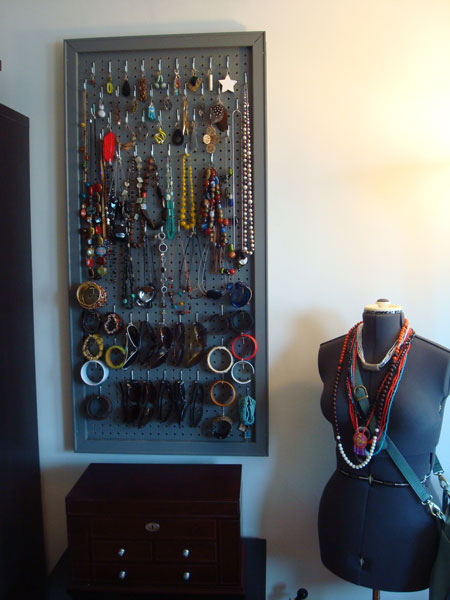 Organizing Made Fun: How I organize: My jewelry