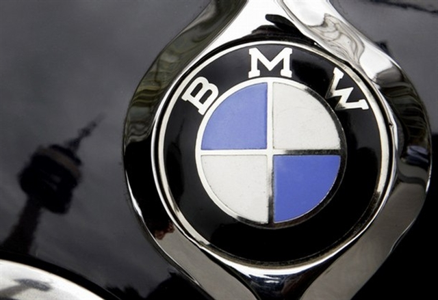 Auto Car Logos Bmw Logo