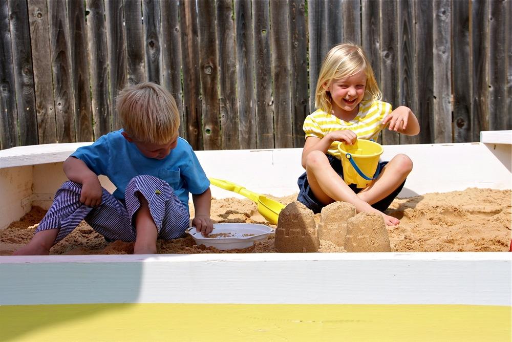 Kid In One Sandbox Original Video