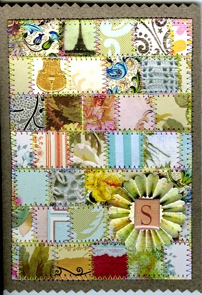 Paper Quilt Creations