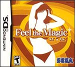 Feel the Magic XY XX Nintendo DS