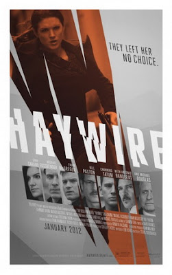 Haywire 2012 movie poster film review