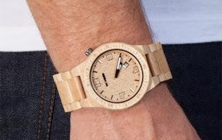 Relógio Wewood presente