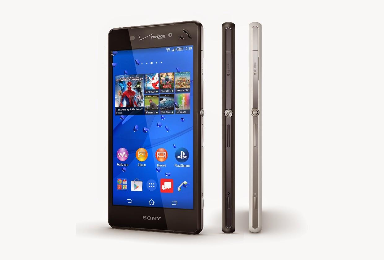 harga Sony Xperia Z3v Terbaru