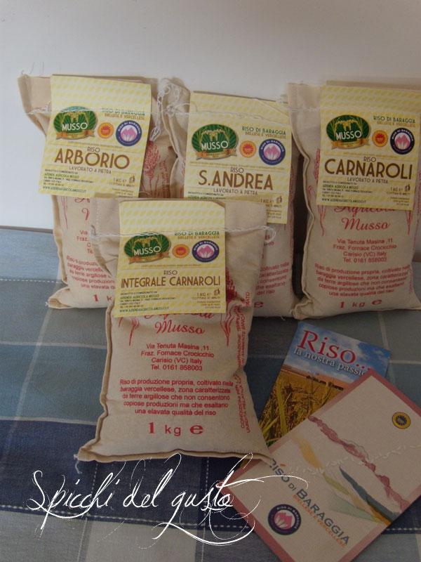 azienda agricola musso tutto il buono del riso biellese