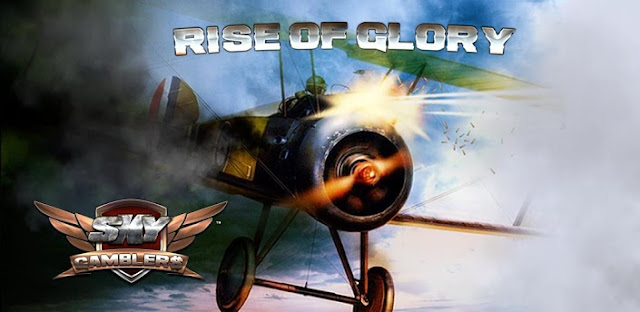 Sky Gamblers Rise Of Glory (Full) v1.5.5 Apk