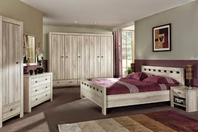 d coration murale chambre coucher. Black Bedroom Furniture Sets. Home Design Ideas