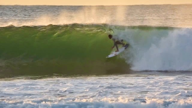 Jordy Smith and His Beloved Jeffrey s Bay