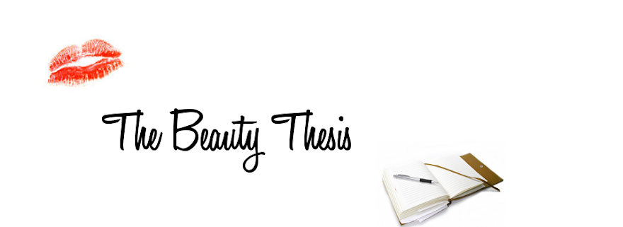 The Beauty Thesis