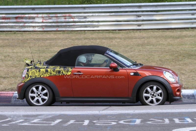 Mini Roadster And Coupe 2012 Almost Ready For Production Car