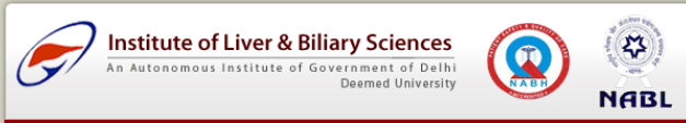 Institute of Liver and Biliary Sciences Logo