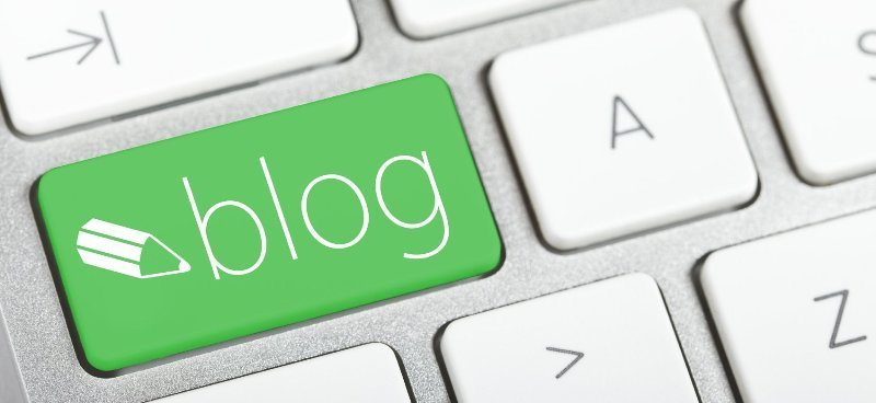 start a blog for the school