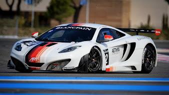 #7 McLaren Wallpaper