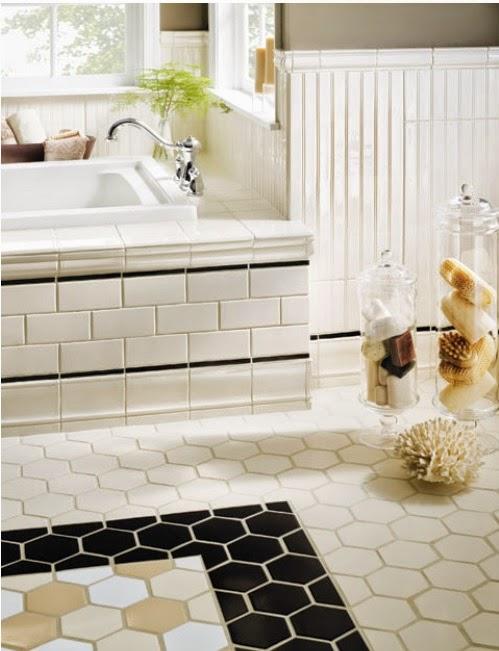 tips memilih corak keramik untuk kamar mandi minimalis