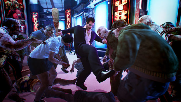 Dead Rising, Dead Rising 2, Xbox, Zombies, Action games, Modifications, review, games, gaming, videogames, article, Future Pixel